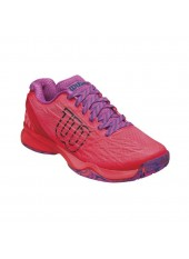 Wilson Kaos Fiery Coral/Fiery Red/Rose Violet