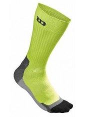 Носки мужские Color High-End Crew Sock/Lime Punch/Bk