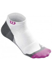 Носки женские High-End No Show Sock/White/Rose Violet