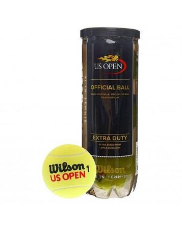 Коробка теннисных мячей Wilson US Open 3B (72 мяча) Поставка октябрь 2018 г