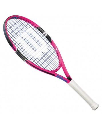 Теннисная ракетка Wilson Burn Pink JR 23