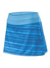 Юбка спортивная Wilson W LS Cardiff Print 12.5 Skirt OCN