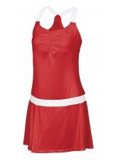 Платье спортивное Wilson Tea Lawn Dress RD/WH