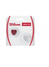 Виброгаситель Wilson Vibra Fun Glitter Hearts RDSI