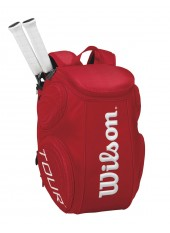 Рюкзак Wilson Tour Molded LG Backpack Red