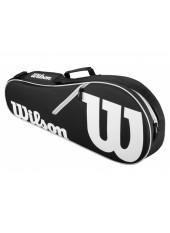 Чехол Wilson Advantage II Triple Bag BKWH