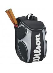 Рюкзак Wilson Tour LG Backpack Bag Black/Silver