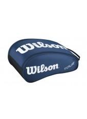 Чехол для обуви Wilson Tour Shoe Bag II Navy