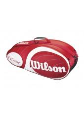 Чехол Wilson Team 6PK Bag RDWH