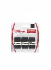 Обмотка Wilson Advantage Overgrip BK 3PK