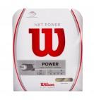 Теннисная струна Wilson NXT POWER 17