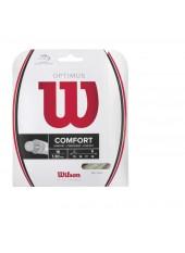 Теннисная струна Wilson Optimus 16 WH