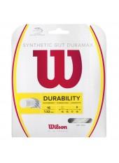 Теннисная струна Wilson Synthetic Gut Duramax 16 WH