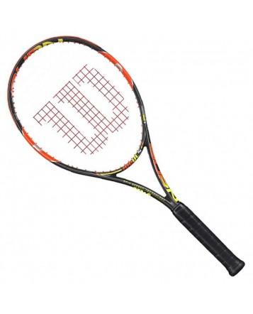 Теннисная ракетка Wilson BURN 100 ULS