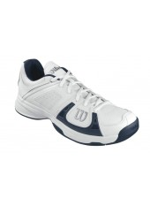 Кроссовки Wilson Rush 2 (White/White/Midnight Navy)