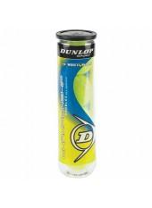 Теннисные мячи Dunlop Championship 4B коробка (96 мячей)