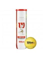 Теннисные мячи Wilson Tour Clay 4B