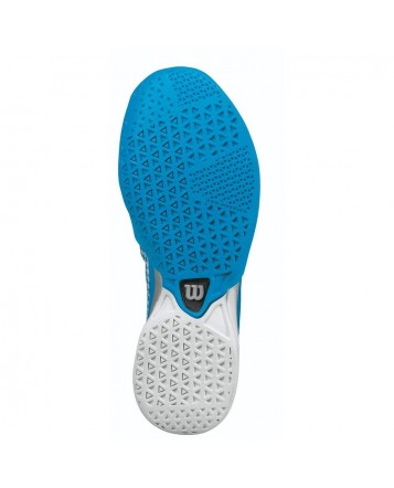 Кроссовки Wilson Rush Pro CY/WH/SI