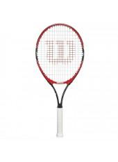 Детская теннисная ракетка Wilson Roger Federer 25