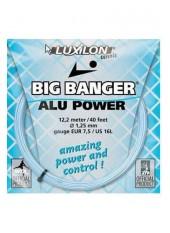 Струны для теннисных ракеток Luxilon BB Alu Power Silver G7.5/12.2