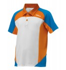 Поло Wilson Jr Fenom Polo White/blue/orange