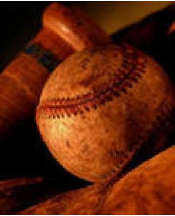 Мяч бейсбольный Official League Baseball