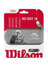 Теннисная струна K-GUT 16  DEMO