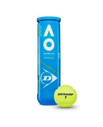 Тенисные мячи Dunlop Australian Open 4B