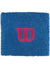 Напульсники Wilson Wristband Imperial Bl/Granita