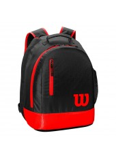 Рюкзак Wilson YOUTH Backpack Bk/Rd