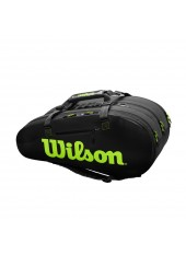 Wilson Super Tour 3 Comp Charco/Green