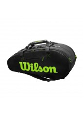 Wilson Super Tour 2 Comp Charco/Green