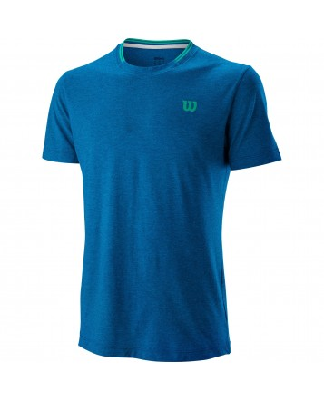 Wilson M Competition Flecked Crew/Imperial Bl