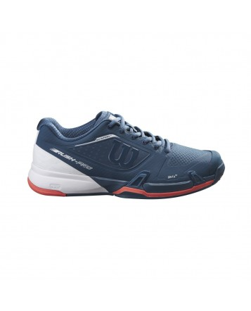 Rush Pro 2.5 Wide Fit Clay Wh