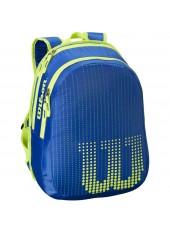 Рюкзак Wilson Junior Backpack Bl/Ye