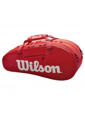 Чехол Wilson Super Tour 2 Comp Small Red