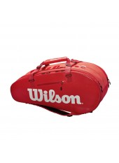 Чехол Wilson Super Tour 2 Comp Large Red