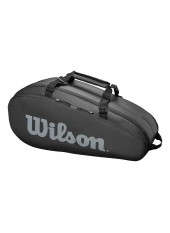 Чехол Wilson Tour 2 Comp Small Bk/Gy