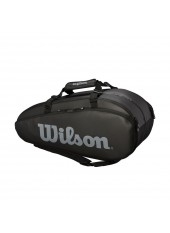Чехол Wilson Tour 2 Comp Large Bk/Gy