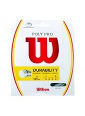 Струны Wilson Poly Pro 17